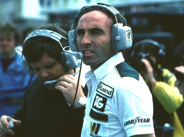 Frank Williams; Patrick Head