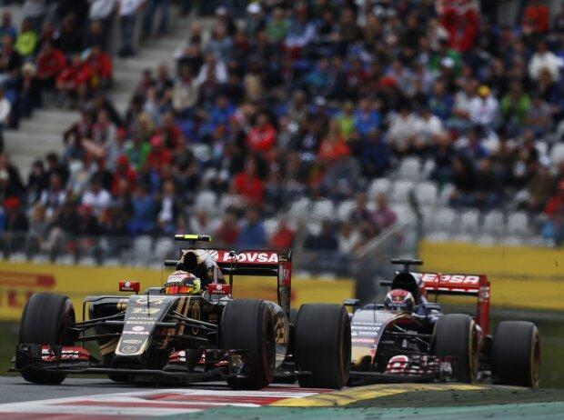 Pastor Maldonado, Max Verstappen