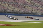 Keine Pace-Laps, sondern Renntempo: Pack-Racing in Fontana
