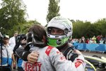 Jerome D'Ambrosio (Dragon) und Nelson Piquet Jun. (China)