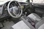 Toyota Auris Cockpit