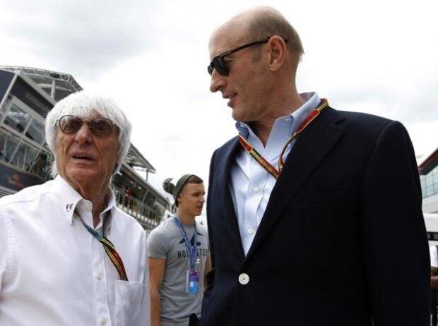 Bernie Ecclestone, Donald Mackenzie