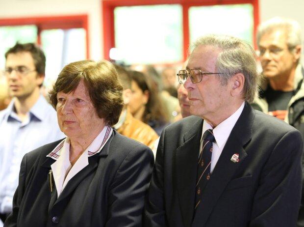 Margit und Rudolf Ratzenberger