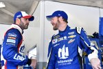 Jimmie Johnson und Dale Earnhardt Jun.