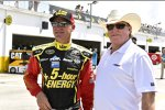 Clint Bowyer und sein Ex-Boss Richard Childress