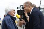 Bernie Ecclestone im Interview mit Kai Ebel