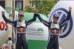 Sebastien Ogier und Julien Ingrassia (Volkswagen)