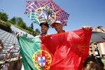 Fahrerparade in Vila Real