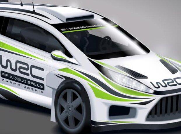 WRC-Konzept 2017