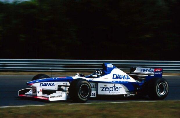 ~Damon Hill in Budapest 1997~