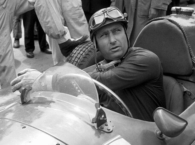 Juan Manuel Fangio, 1956