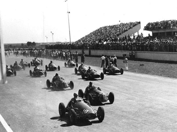 Juan Manuel Fangio, 1953