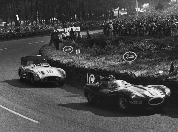 Juan Manuel Fangio, Le Mans 1955