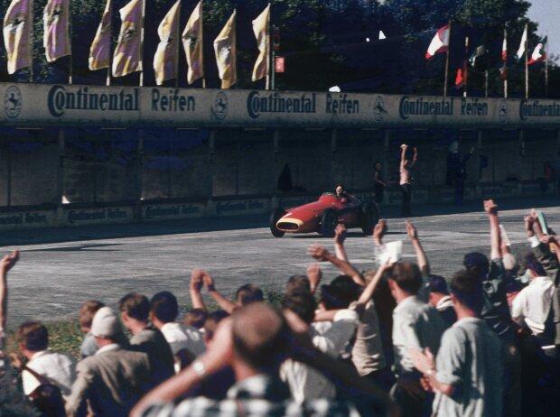 Juan Manuel Fangio, 1957