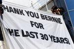 Dank an Bernie Ecclestone vor dem 30. Formel-1-Rennen in Ungarn