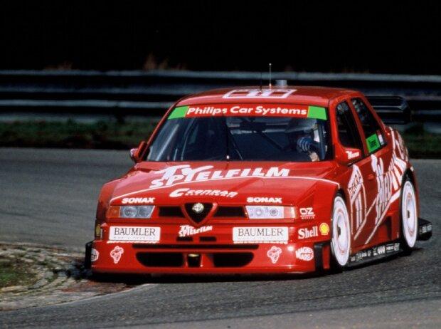 Christian Danner, Alfa Romeo, DTM