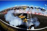 Erster Rundkurs-Sieg im Sprint-Cup für Joey Logano (Penske)