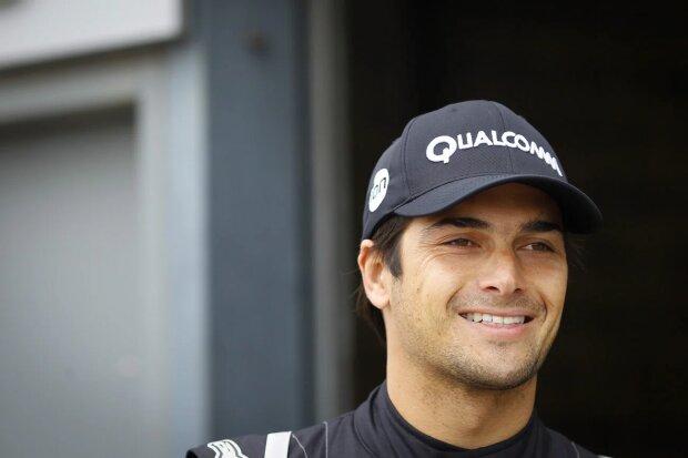 ~Nelson Piquet Jun. (NextEV)~
