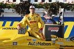 Pocono-Sieger Ryan Hunter-Reay (Andretti)