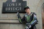 Bradley Smith bei der Tower Bridge