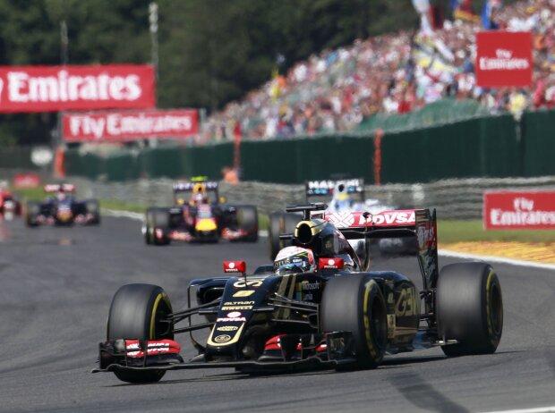 Nach Podium In Spa Folgt Mit Monza Lotus Stärkste Strecke