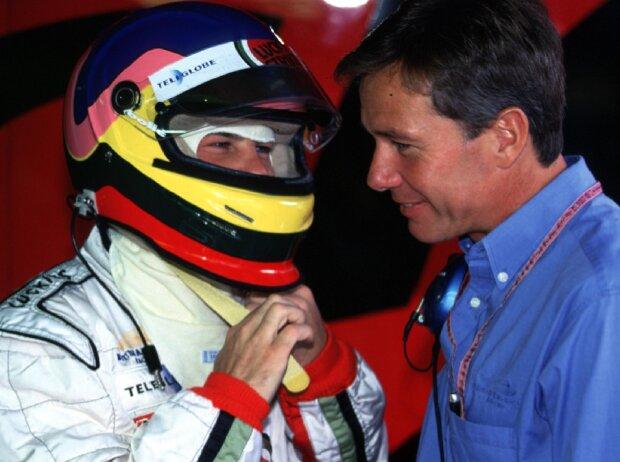 Jacques Villeneuve, Craig Pollock