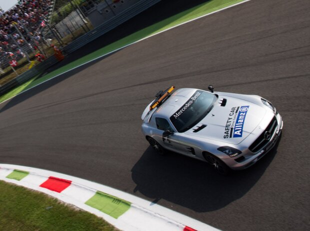 Safety-Car in Monza