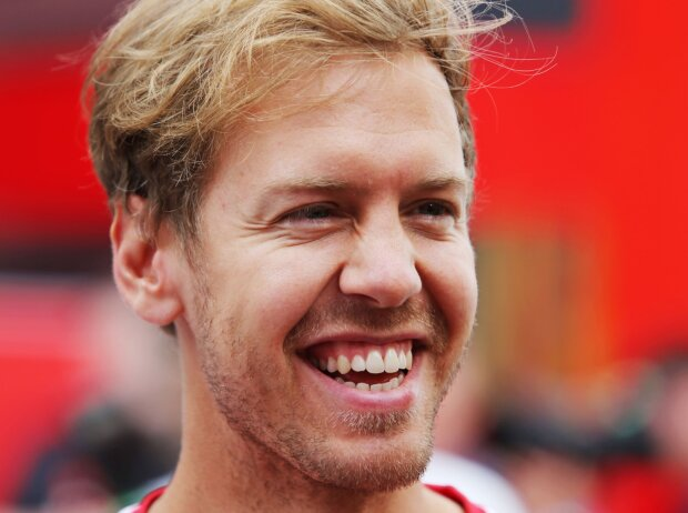 Baby Glück Sebastian Vettel Wohl Zum Zweiten Mal Papa
