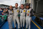 Die Sieger: Adam Christodoulou, Hubert Haupt, Yelmer Buurman und Abdulaziz Al-Faisal