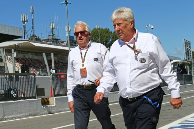 Charlie Whiting  ~Charlie Whiting ~