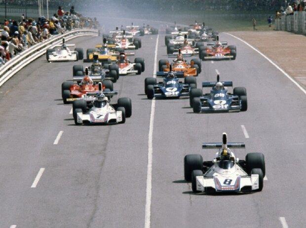 Carlos Pace, Carlos Reutemann, Jody Scheckter, Patrick Depailler, Niki Lauda