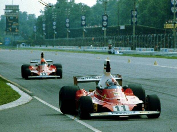 Clay Regazzoni, Niki Lauda