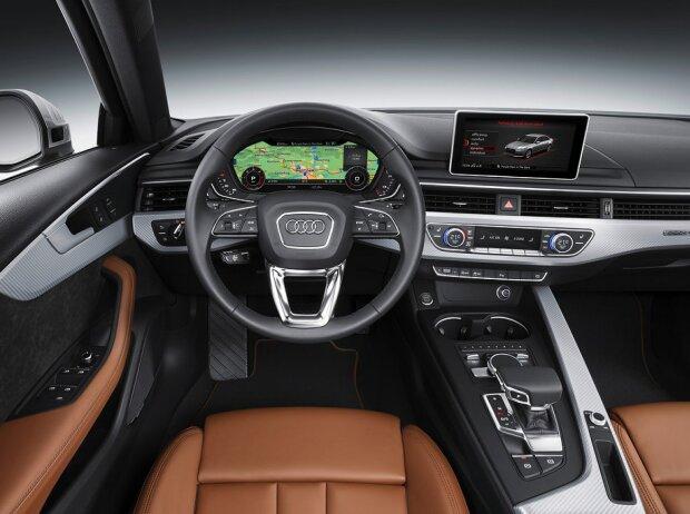 Audi A4 2.0 TFSI: virtuelles Cockpit