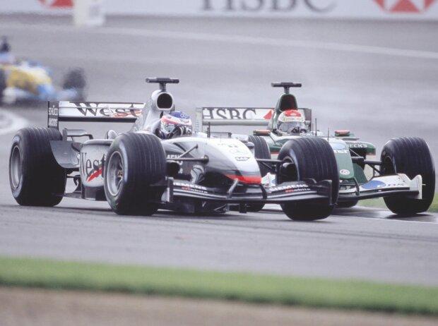 Kimi Räikkönen, Justin Wilson