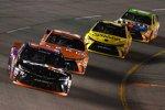 Viermal Joe Gibbs Racing: Denny Hamlin, Carl Edwards, Matt Kenseth und Kyle Busch
