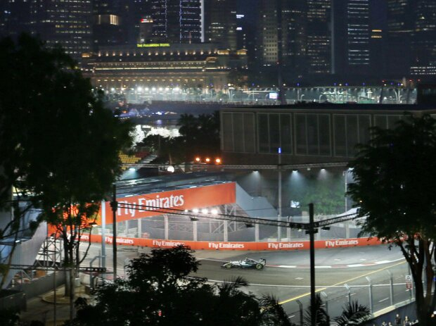 Nico Rosberg, Singapur