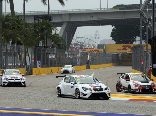 TCR International Series in Singapur