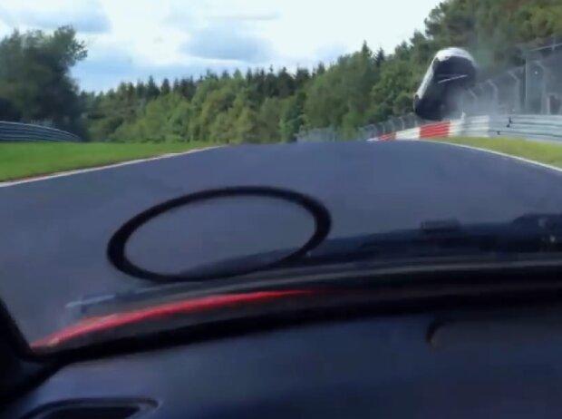 Nürburgring Unfall