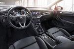 Opel Astra 2016 Cockpit