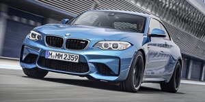 BMW M2 Coupé kommt im April
