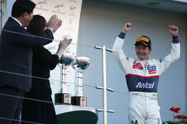 Kamui Kobayashi Sauber Sauber F1 Team F1 ~Kamui Kobayashi (Sauber) in Suzuka 2012~