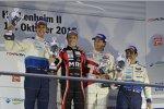 Jeffrey Schmidt, Christian Engelhart und Rolf Ineichen