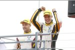 Andy Priaulx und Henry Hassid