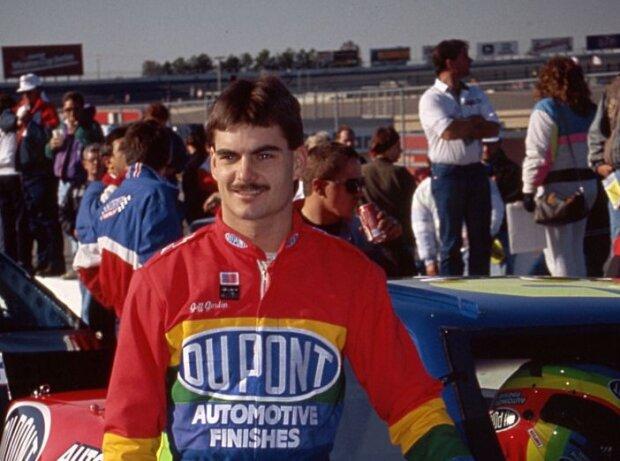 Jeff Gordon in Atlanta 1992