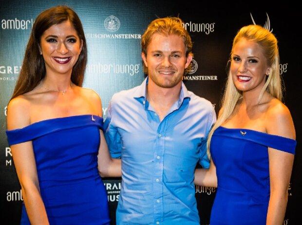 Nico Rosberg, Amber Lounge Abu Dhabi 2015