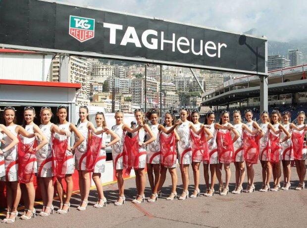 TAG Heuer Grid Girls