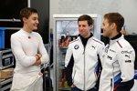 Alexander Sims und Tom Blomqvist (RBM-BMW)