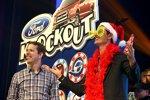 After the Lap: Auftritt der Penske-Teamkollegen Brad Keselowski und Joey Logano
