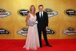 Matt Kenseth mit Ehefrau Katie