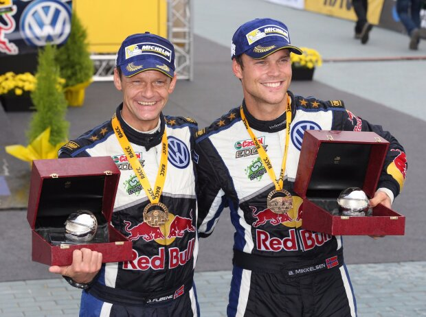Ola Floene und Andreas Mikkelsen